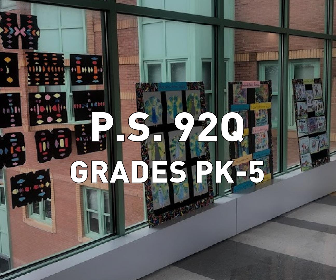 P.S. 92Q Grades PK-5