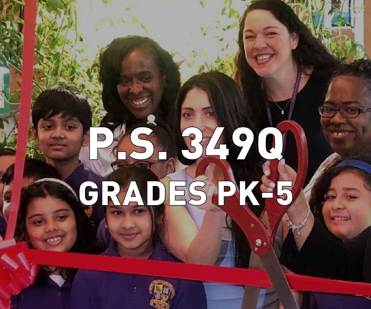 P.S. 349Q Grades PK-5