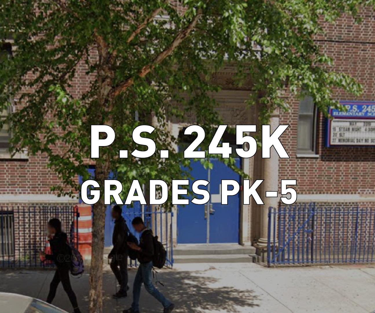 P.S. 245K Grades PK-5