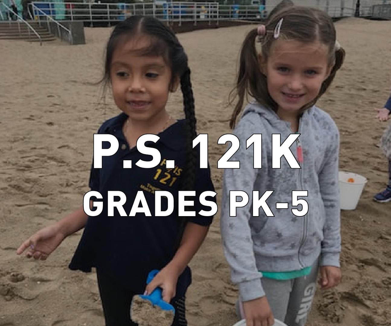 P.S. 121K Grades PK-5