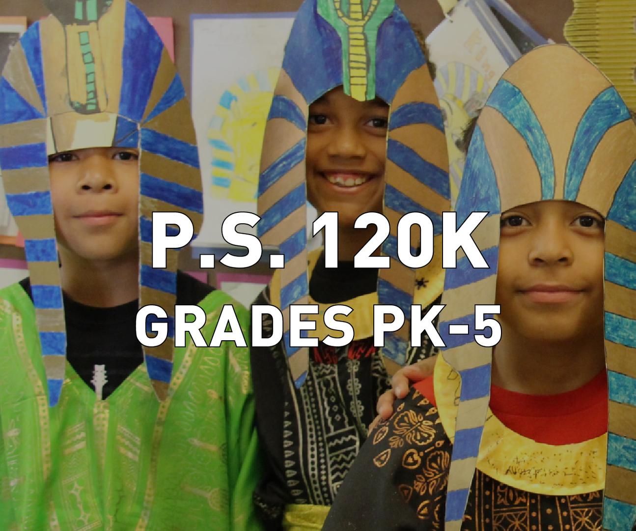 P.S. 120K Grades PK-5