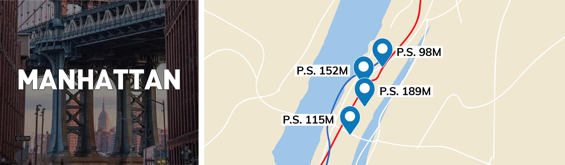 Magnet Map Manhattan