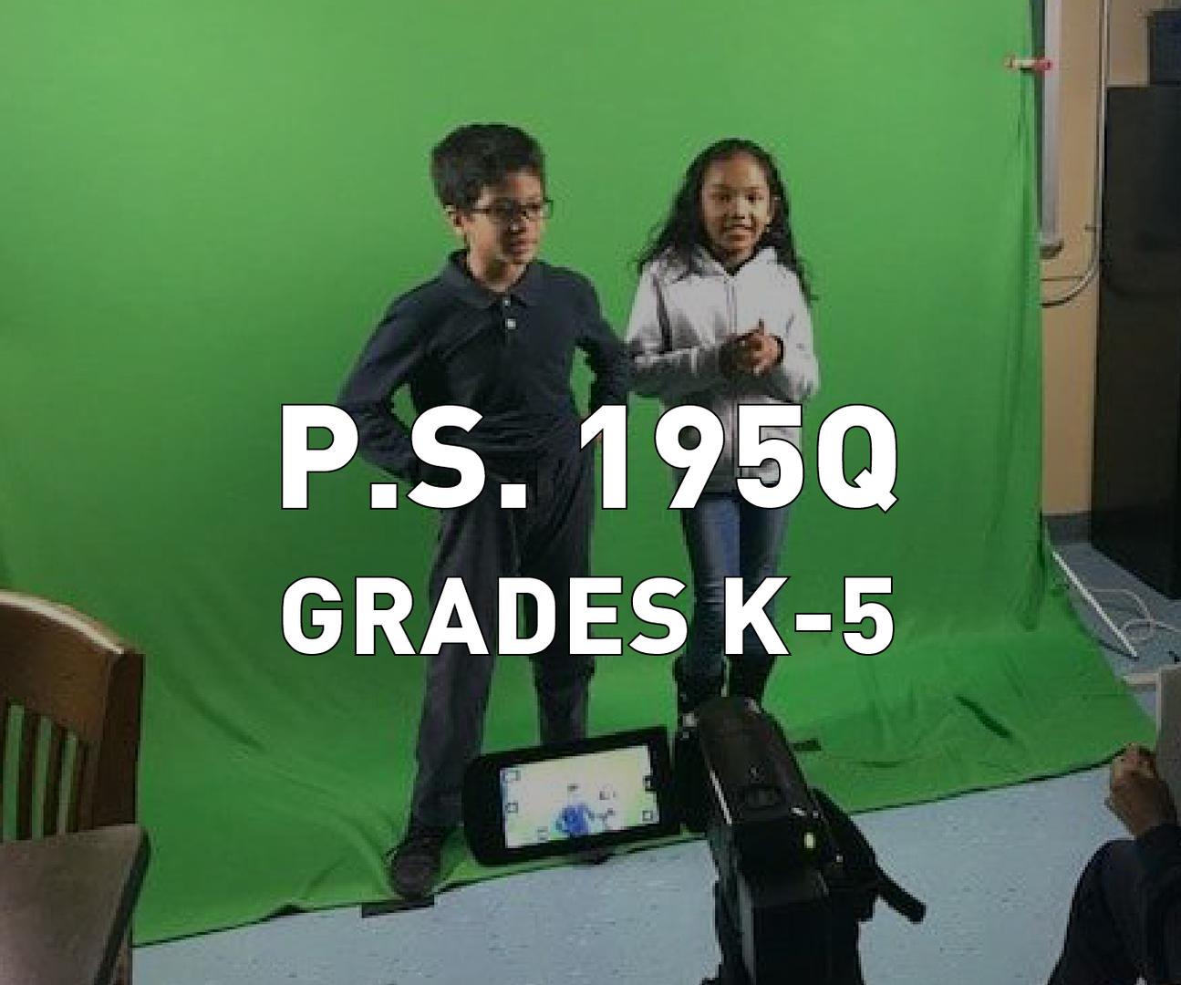 P.S. 195Q Grades K-5