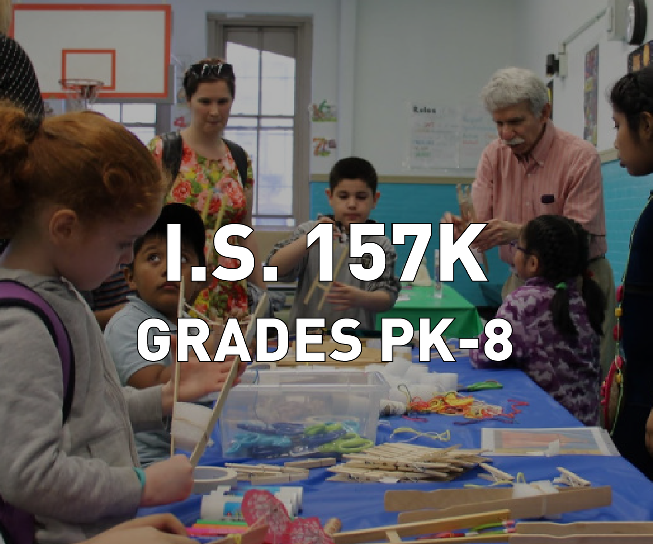 I.S. 157K Grades PK-8