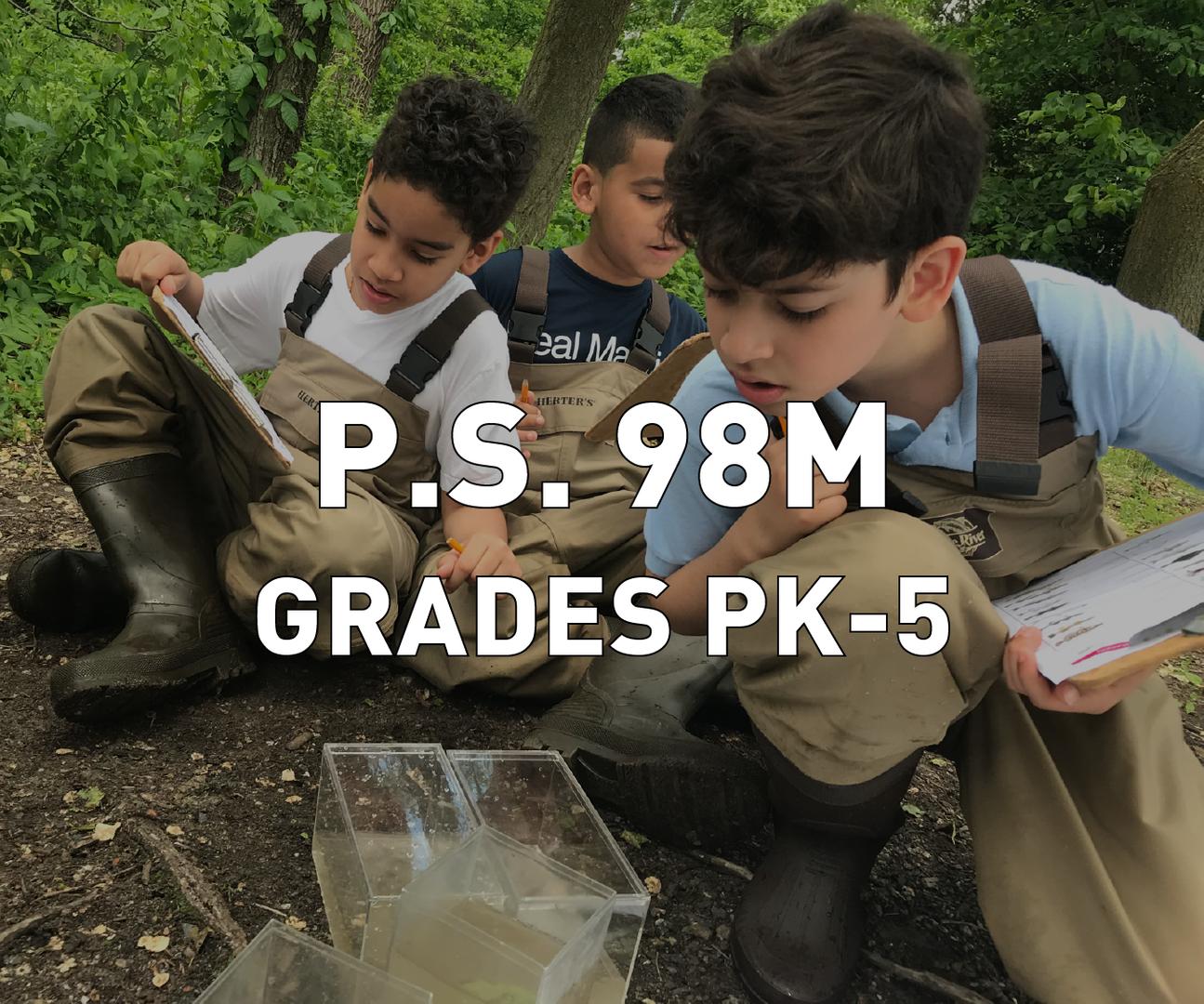 P.S. 98M Grades PK-5