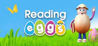 Reading Eggs Software - graphic
