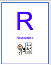 R is for Responsible