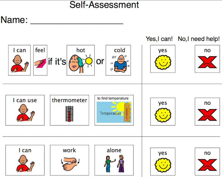 Vocational Self-Assessment