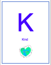 K is for Kind
