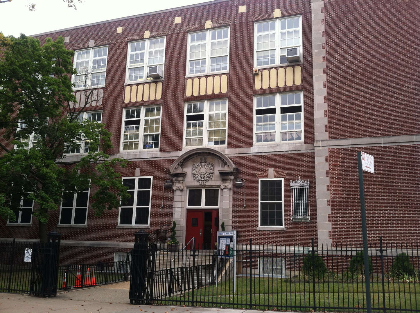 PS 159Q school building