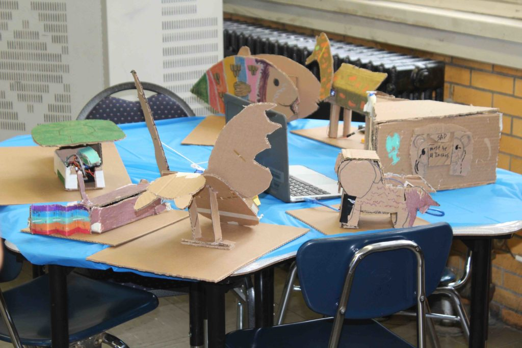 STEM & Art program student project