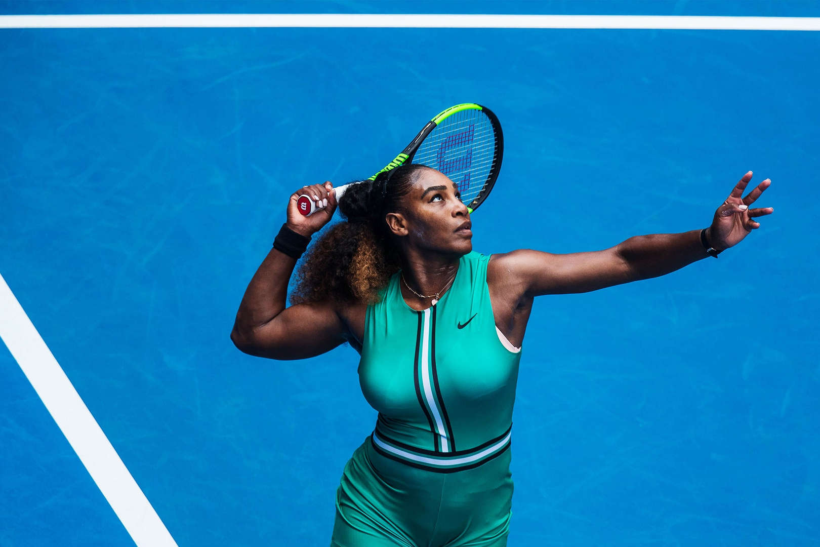 Serena Williams picture.