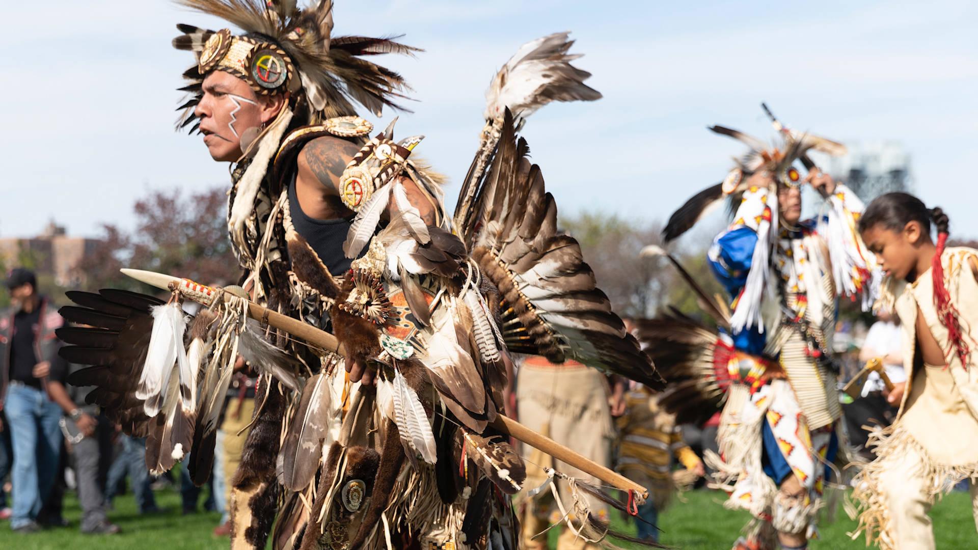Indigenous American Ceremony