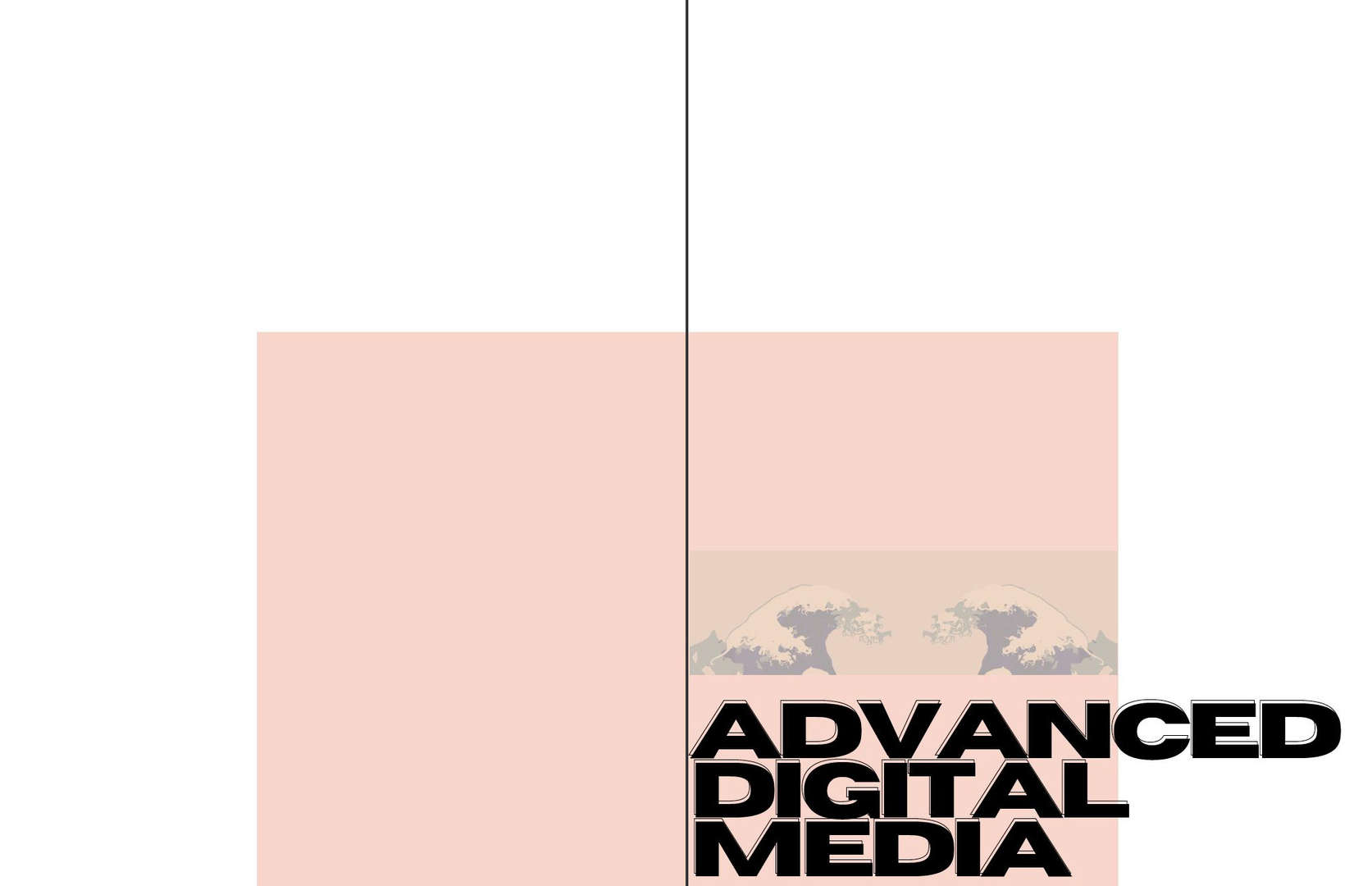 Section Cover for Advanced Digital Media