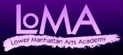 Lower Manhattan Arts Academy Logo