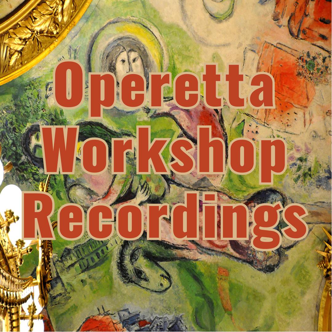 Operetta Workshop Poster