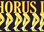"""The student-designed logo for """"A Chorus Line"""""""
