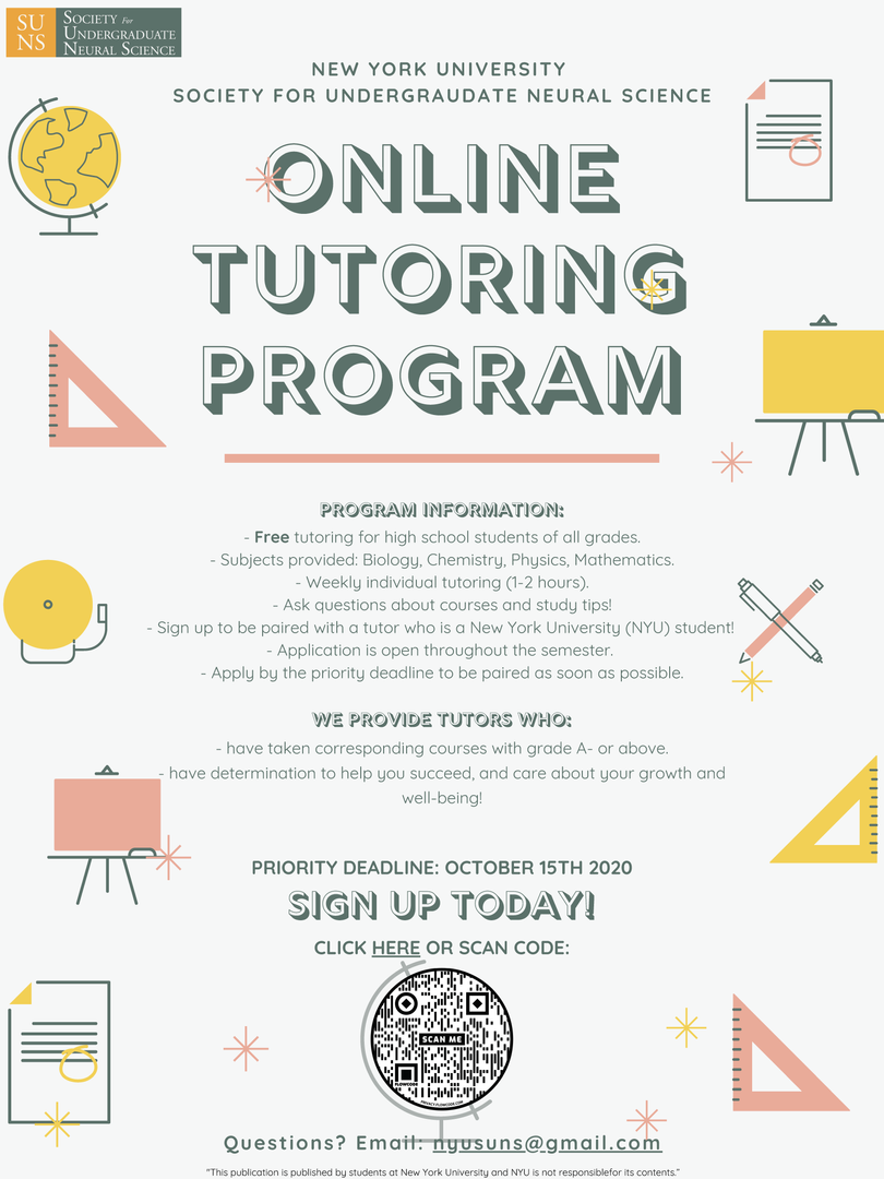 On Line Tutoring