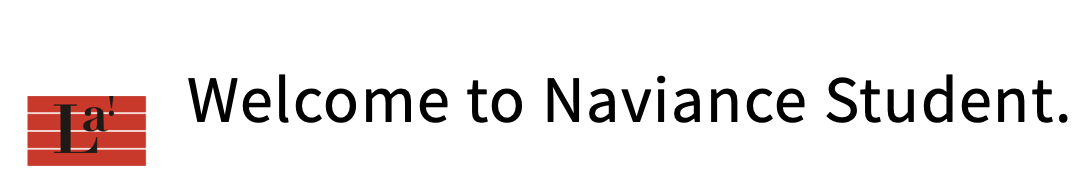 Naviance Student Log In Button