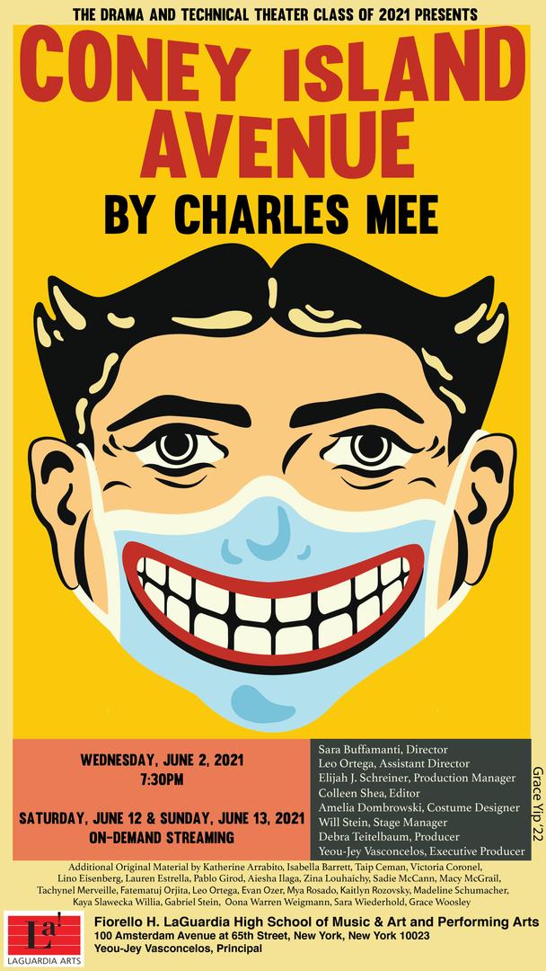 Coney Island Avenue Drama Poster