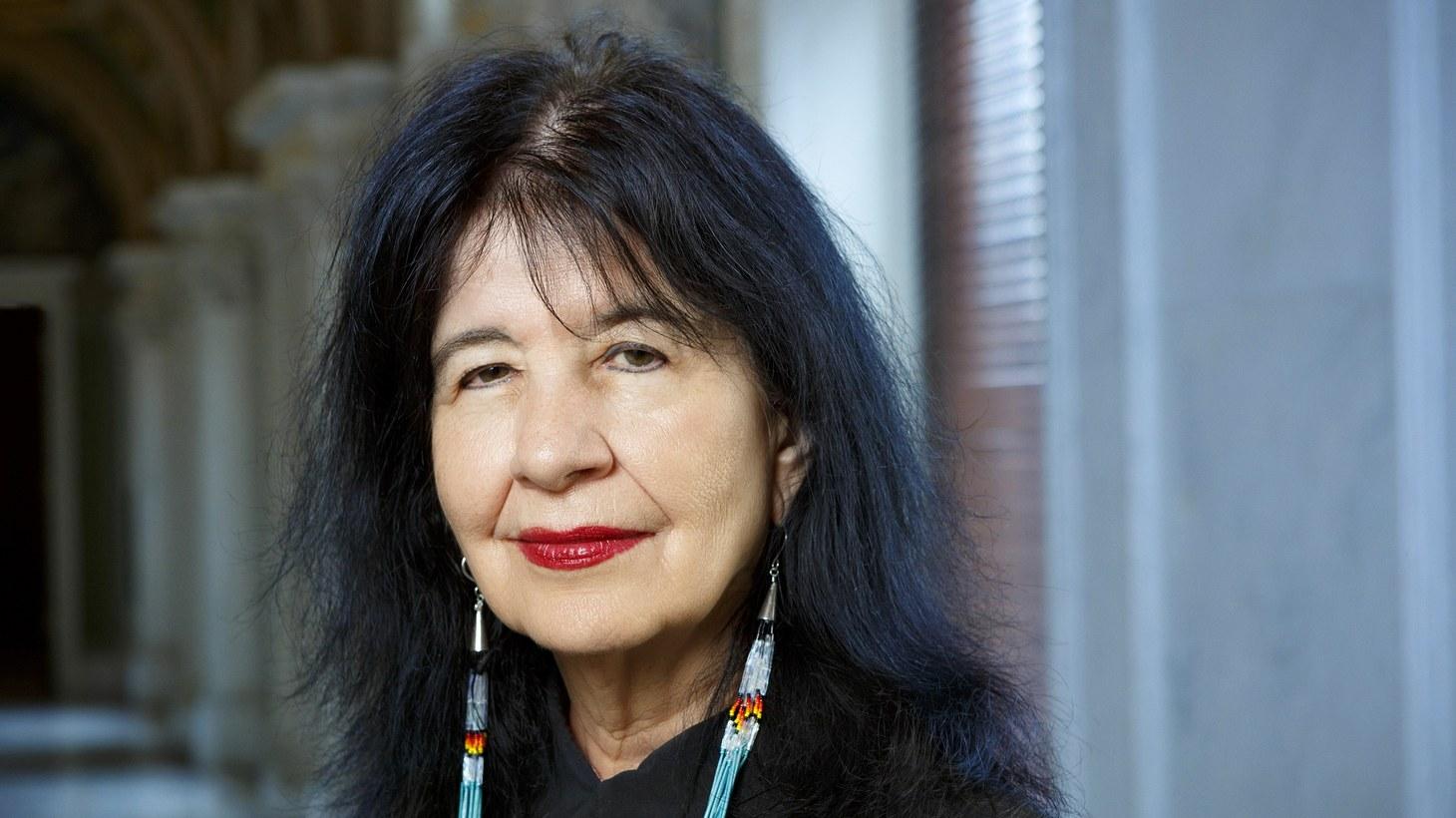 Indigenous American Poet Laureate Joy Harjo