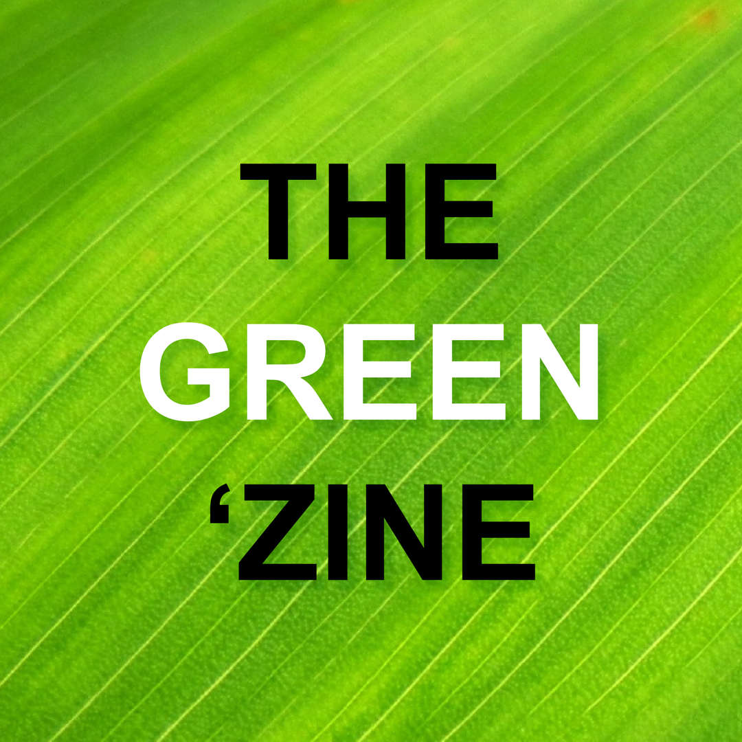 The Green Zine logo