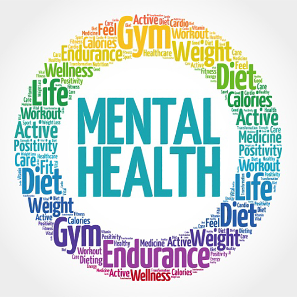 Mental Wellness Graphic