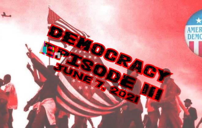 Democracy III Cover Art