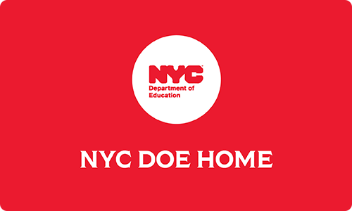 NYC DOE home icon