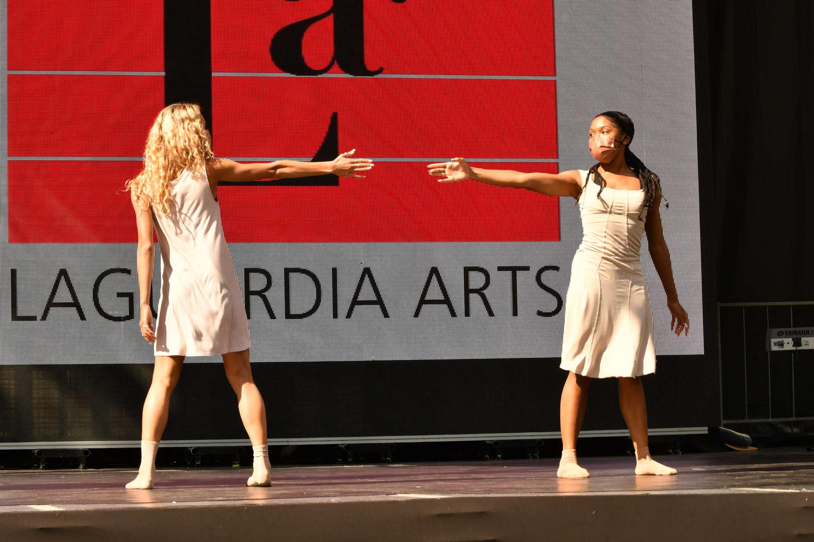 Dance Studio Performing