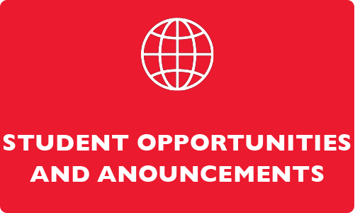Student Opportunities Button