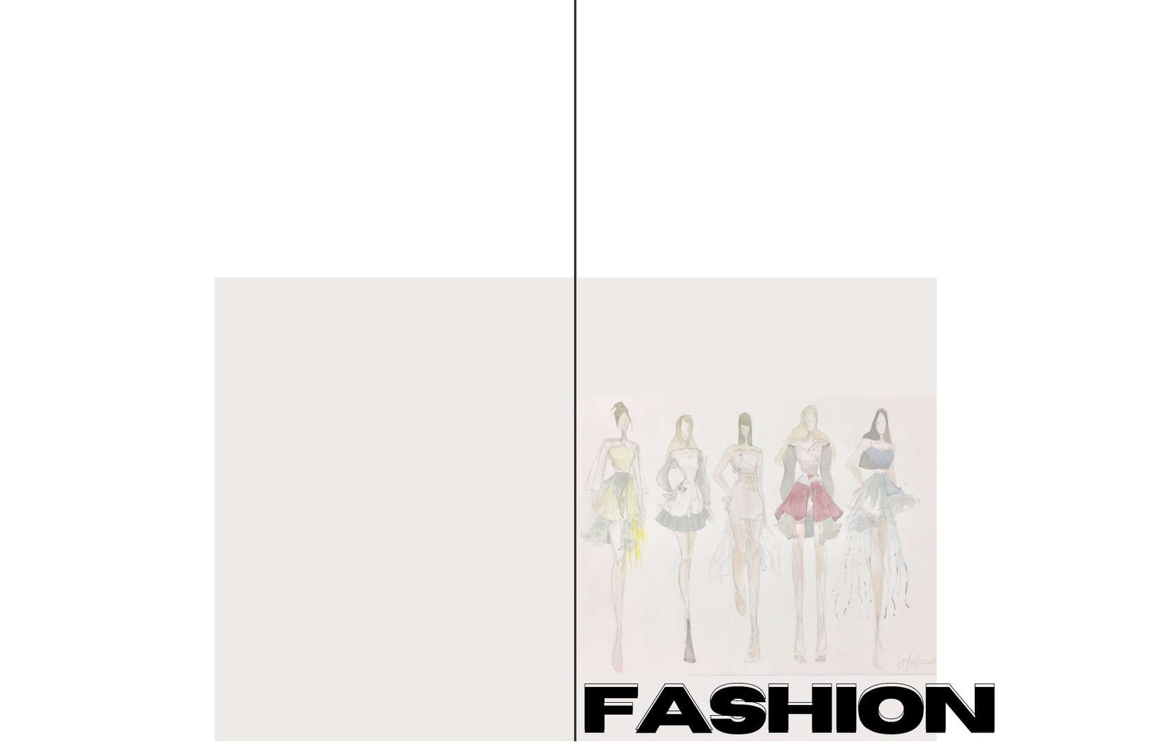Section Cover for Fashion