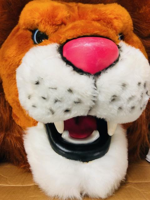 THE LaGuardia Lion Mascot