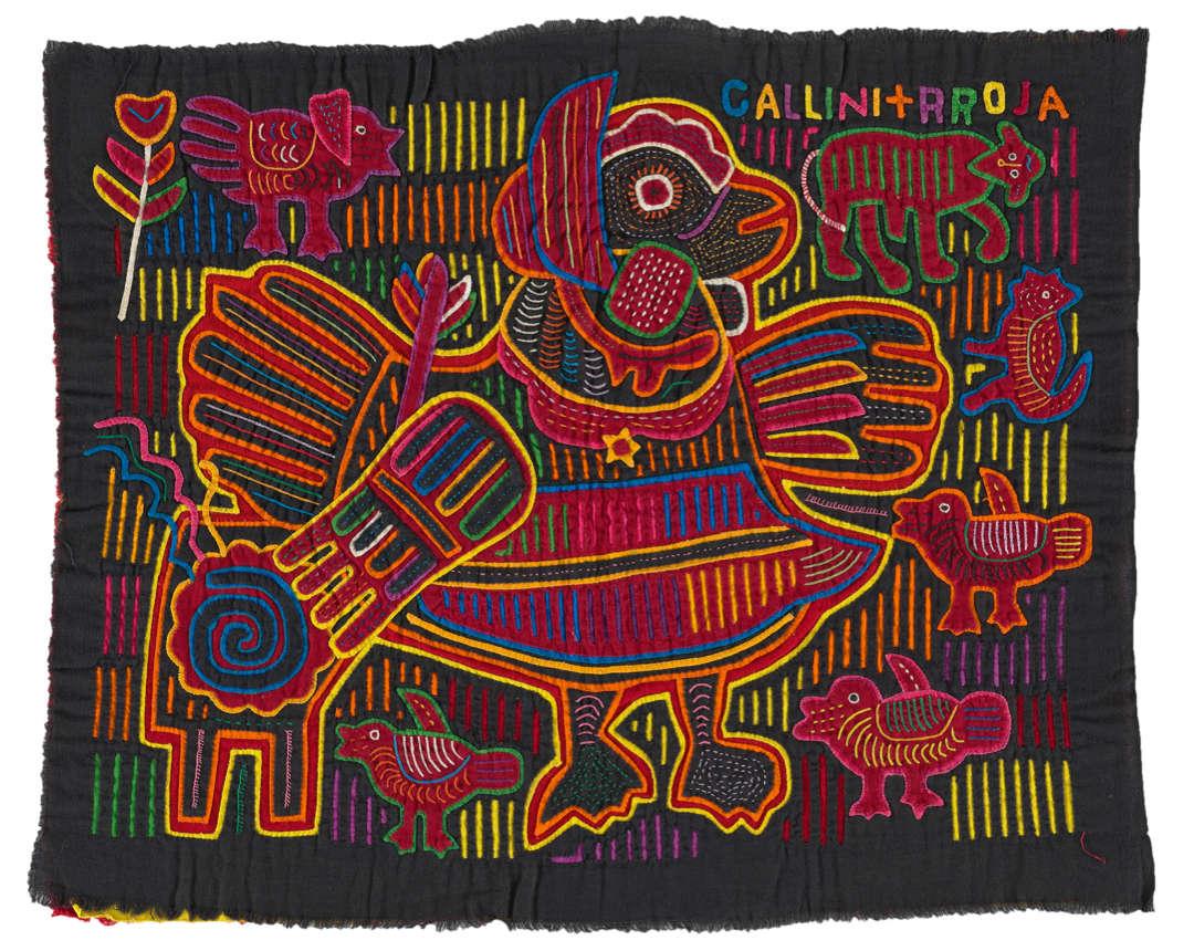 Indigenous American Textiles