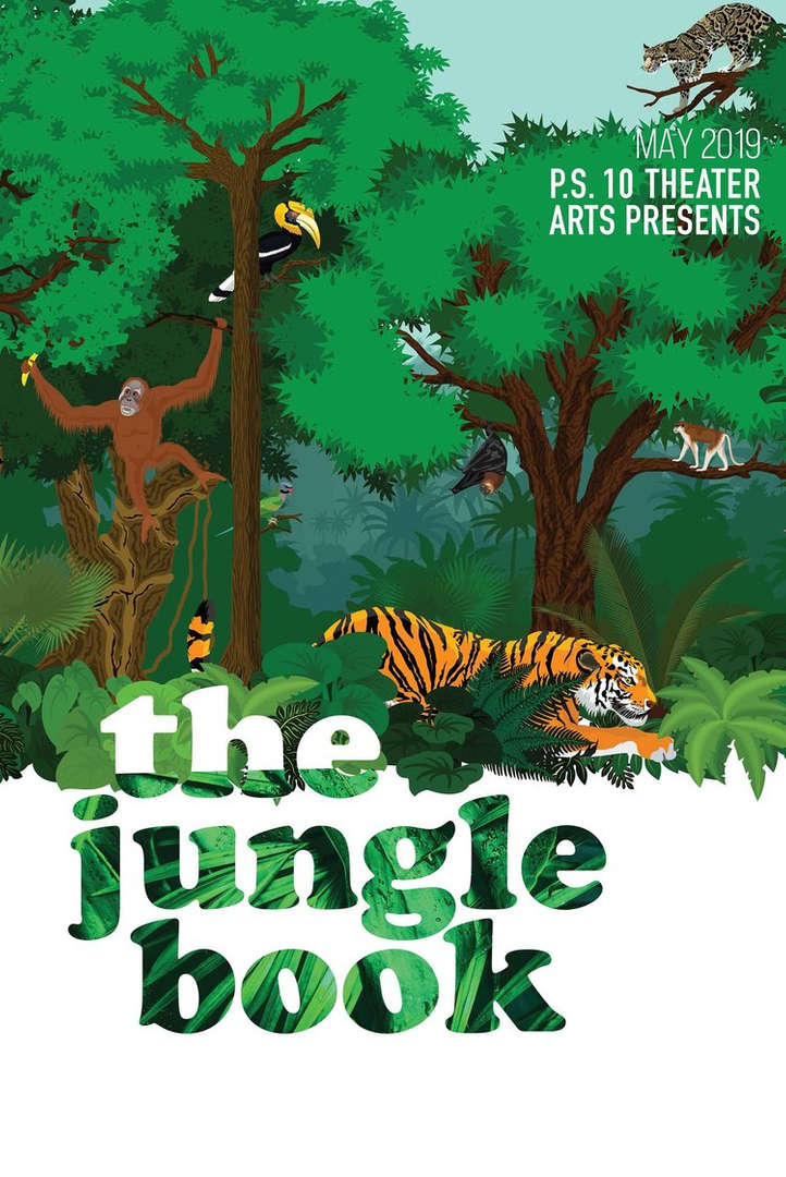 The Jungle Book May 2019