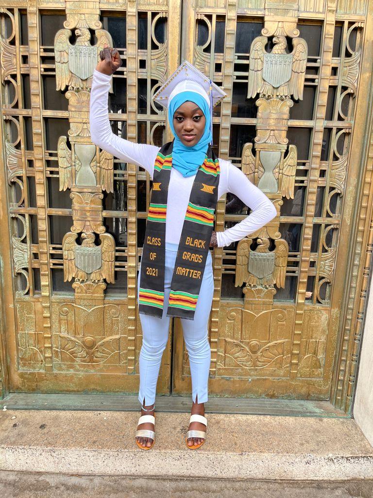 Picture of graduate