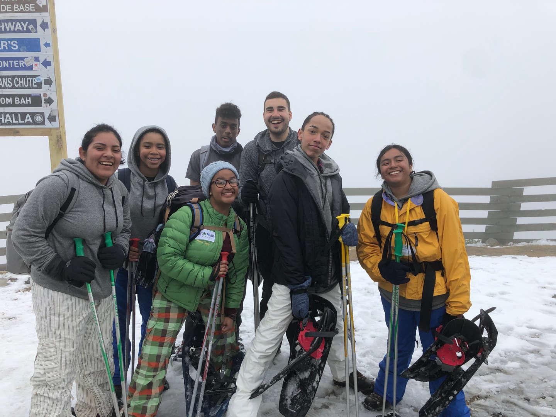 Field trip to ski