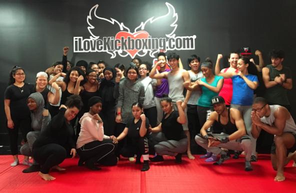 Kickboxing ELO