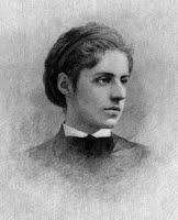 Portrait Emma Lazarus