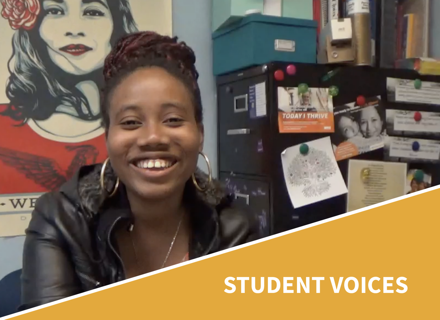 Student Voices - Spanish