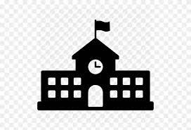 Black school building
