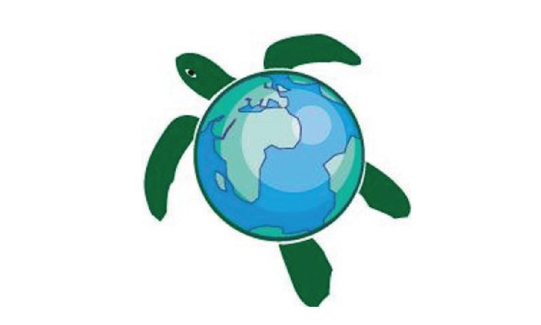 Turtle world icon