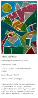 Ethan Marte Art Work