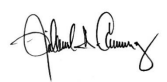 Richard A. Carranza Signature