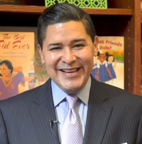 Chancellor Richard Carranza
