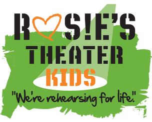 Rosie's Theater Kids Logo
