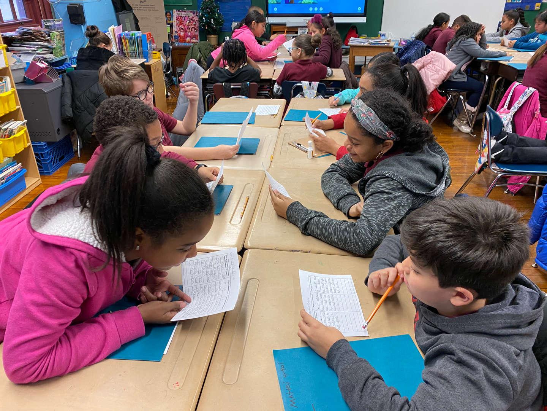 4th grade community activists
