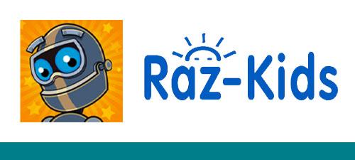 Raz-Kids Logos