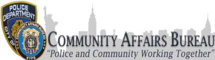 NYPD Community Affairs Bureau Logo