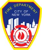 New York City Fire Department Logo